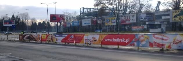 Banery Kraków