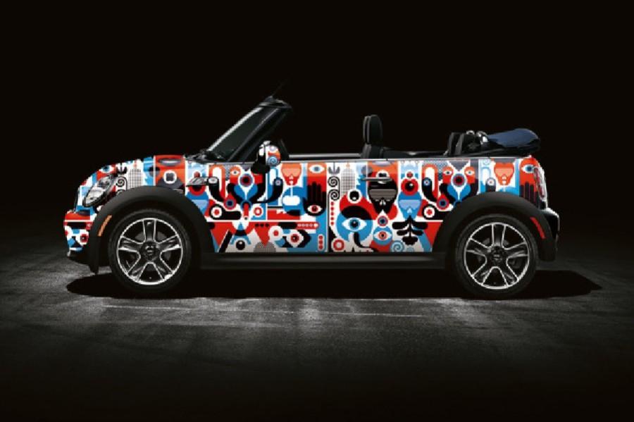 Oklejanie samochodów - grafika drukowana na folii - zdjęcia na samochodach